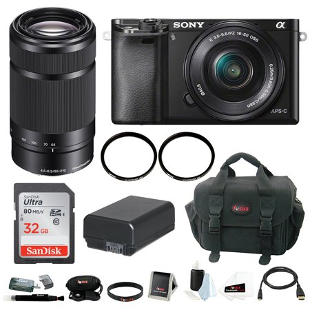 Sony Alpha a6000 Mirrorless Digital Camera similar-image