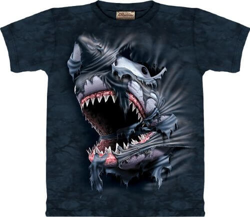 Shark Tee (RAD!!!) similar-image