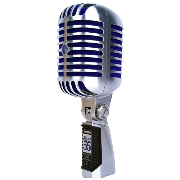 Shure Super 55 Supercardioid Vocal Wired Microphone similar-image