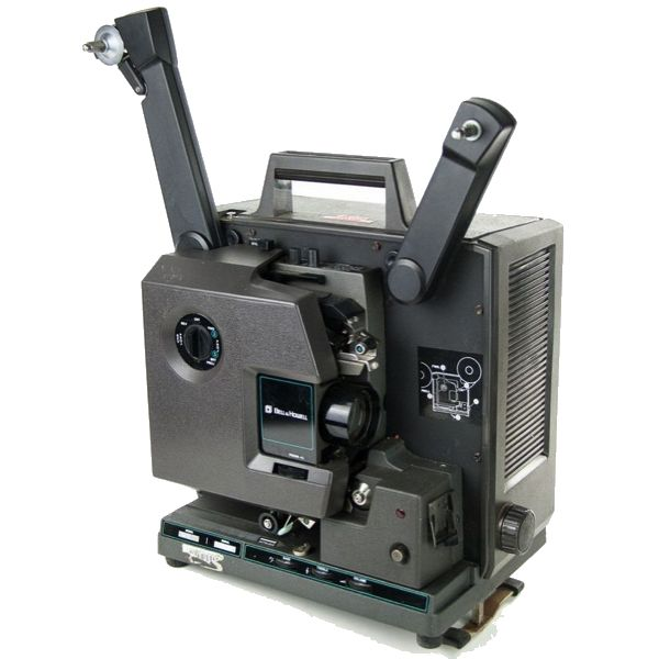 Bell & Howell 16MM Film Projector similar-image