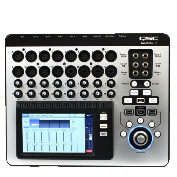 QSC TouchMix16 16-Channel Digital Touch Mixer similar-image