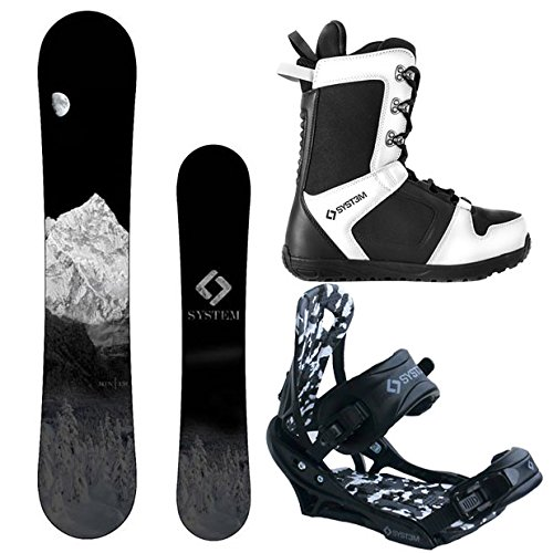 Snowboard, Boots, Binding Package similar-image